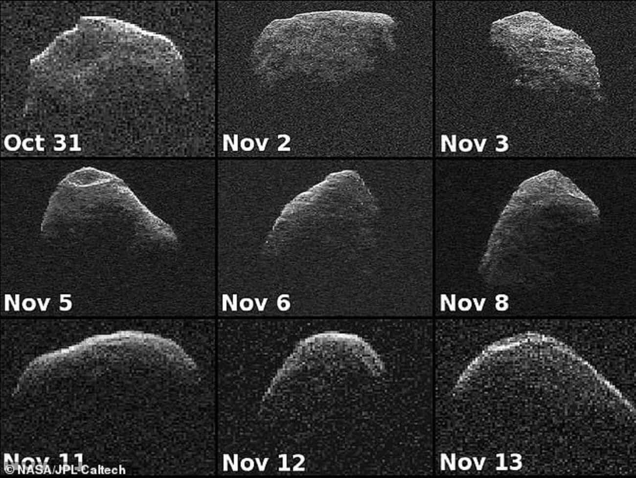 300-metrowa asteroida zmierza w stronę Ziemi. Siła uderzenia może być potężna