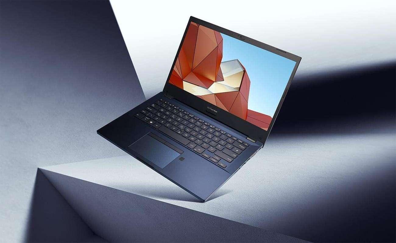 Asus ExpertBook P2451 to lekki laptop dla biznesu