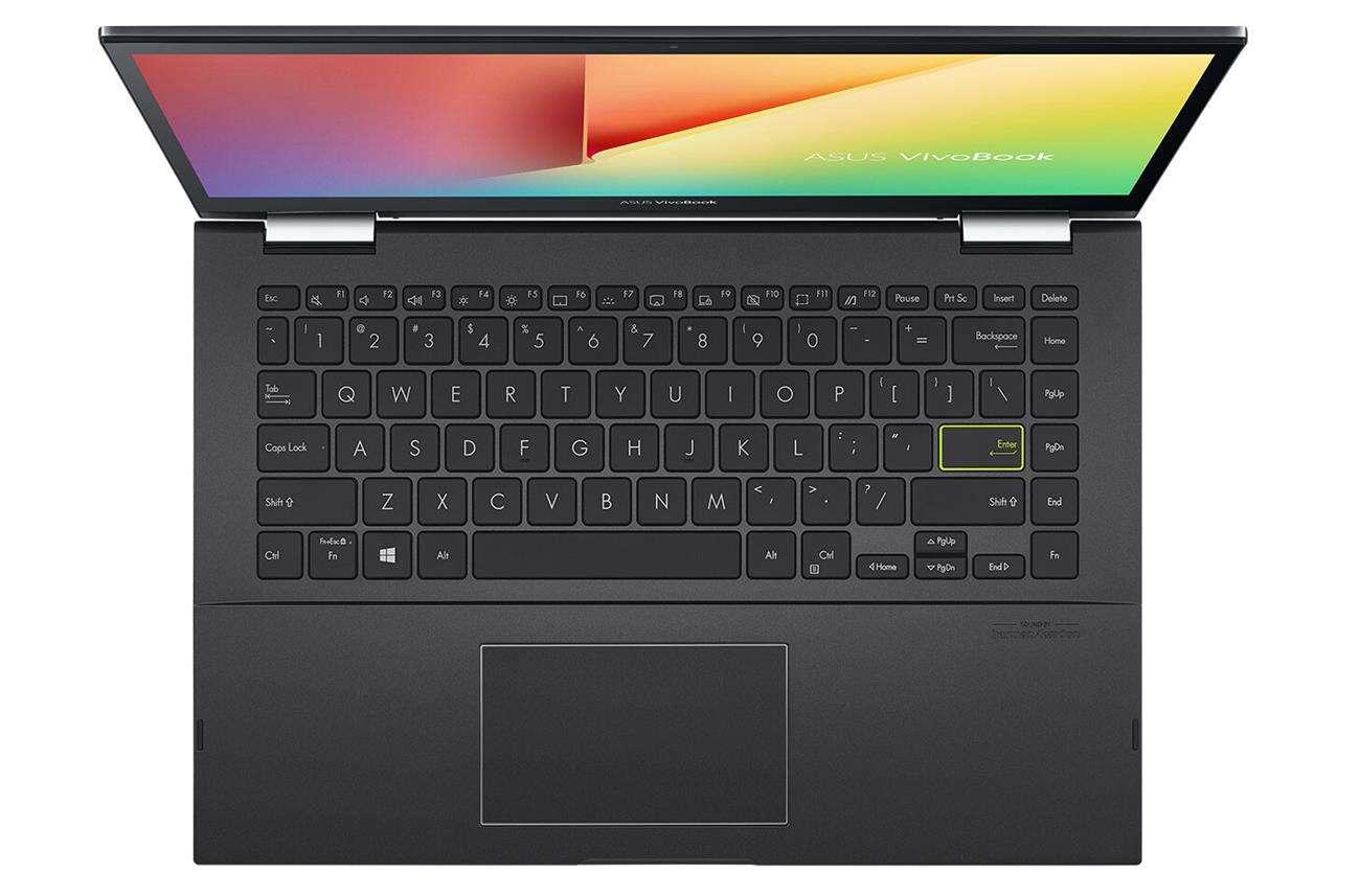 ASUS VivoBook Flip 14 TP470EZ wykorzysta Intel DG1