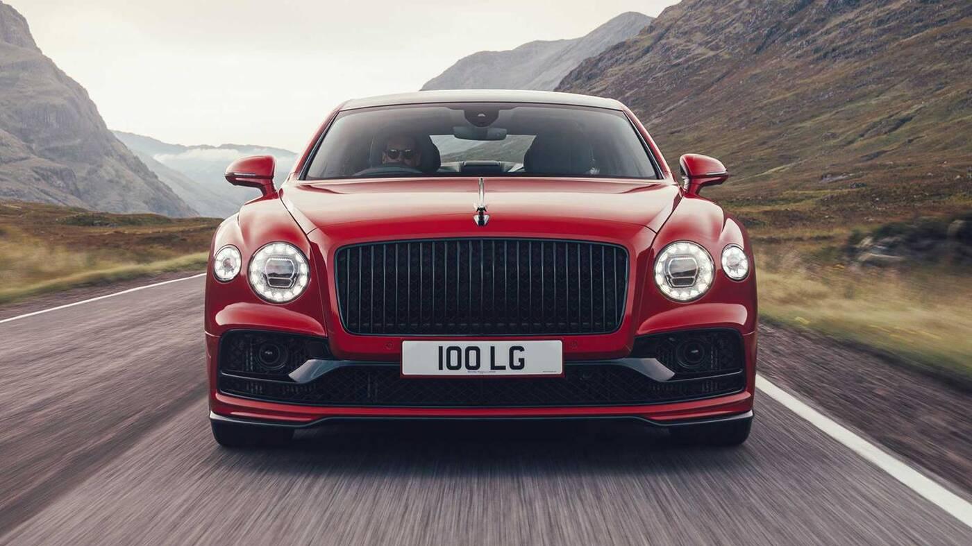 elektryczne Bentleye, Bentley elektryczne plany, elektryczna przyszłość Bentleya