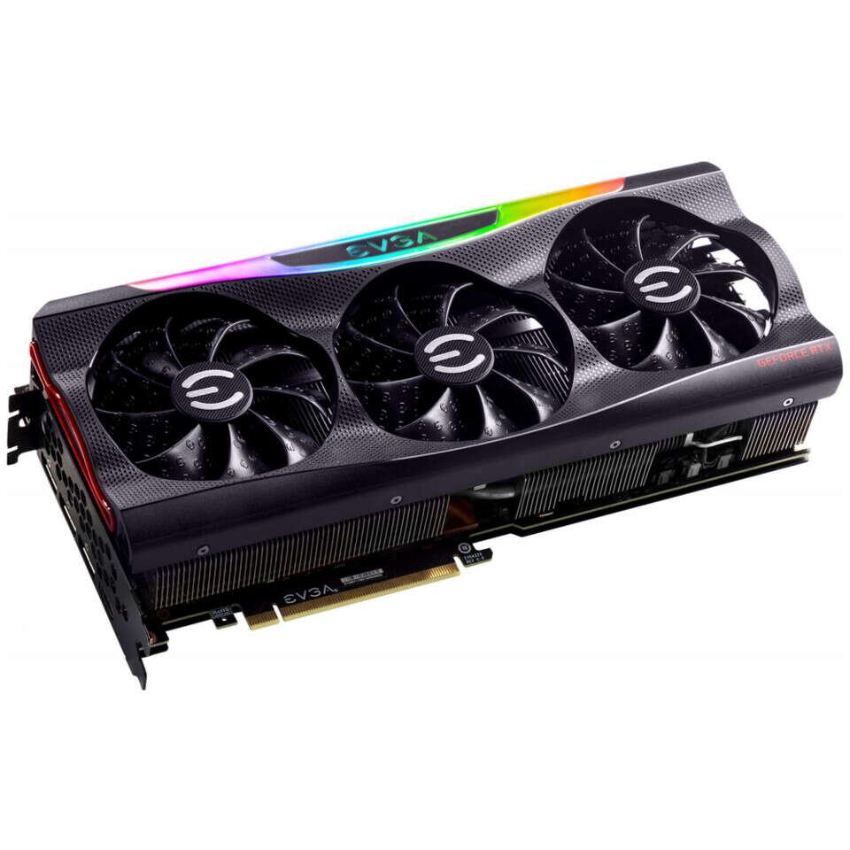 karta EVGA GeForce RTX 3090 FTW3