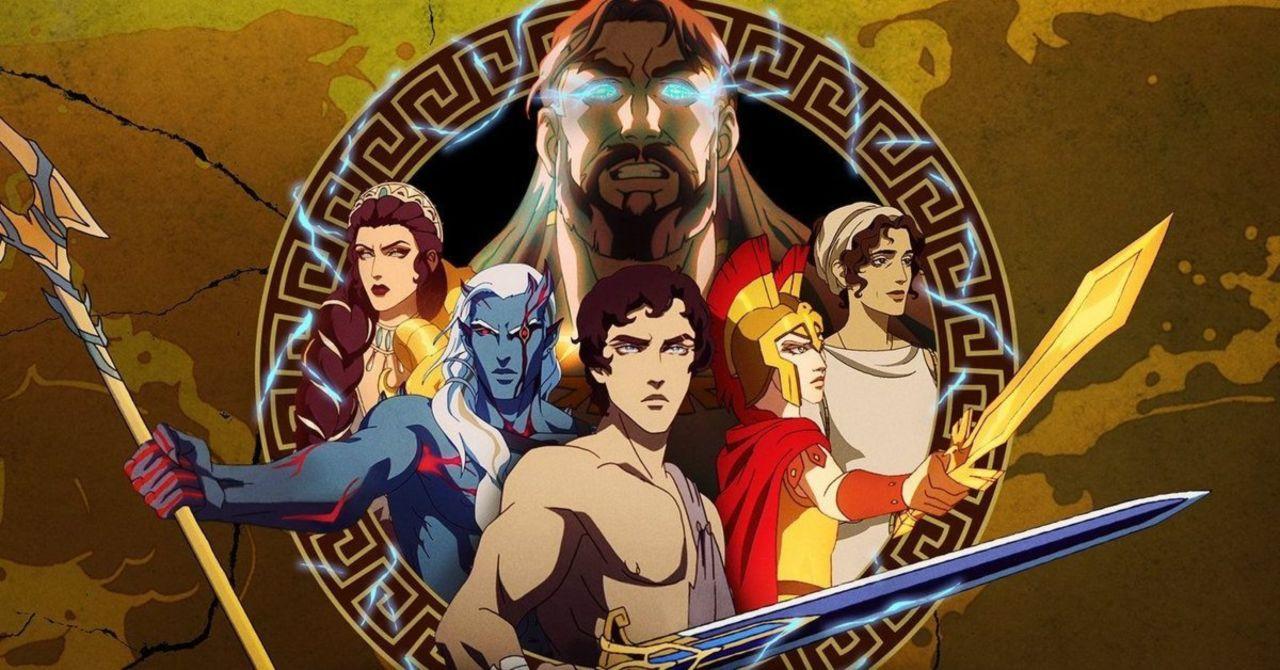 Recenzja serialu Blood of Zeus – bardzo dobre (amerykańskie)  anime, ale…