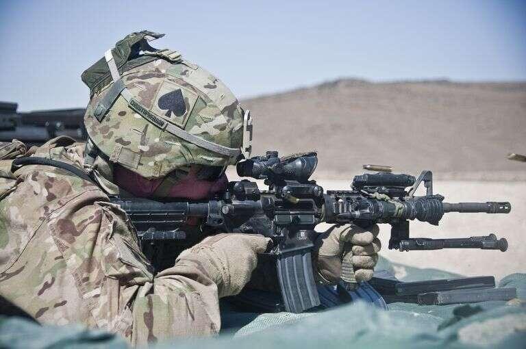 Bronie nowej generacji nadchodzą wielkimi krokami do rąk żołnierzy USA