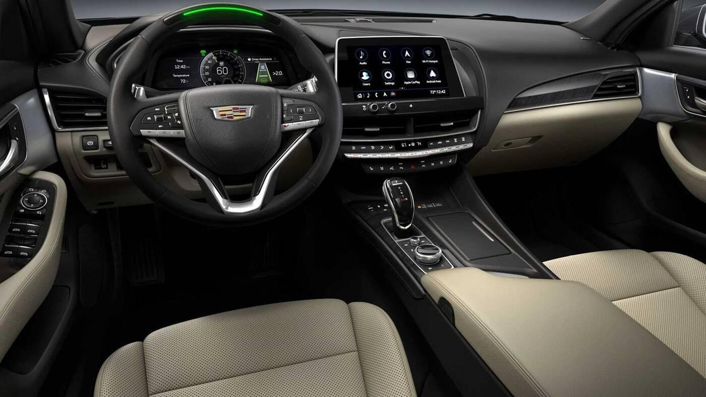 Cadillac łata ofertę, czyli CT5 Sport z pakietem V Performance