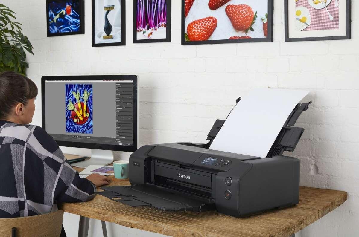 Canon wprowadza na rynek nowe drukarki – do domu i dla profesjonalistów