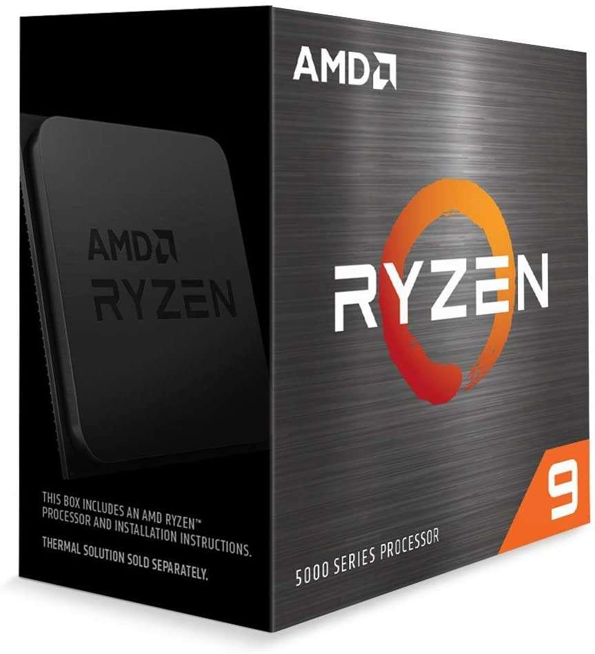 AMD Ryzen 9 5900X i 5950X przetestowane w Geekbenchu 5