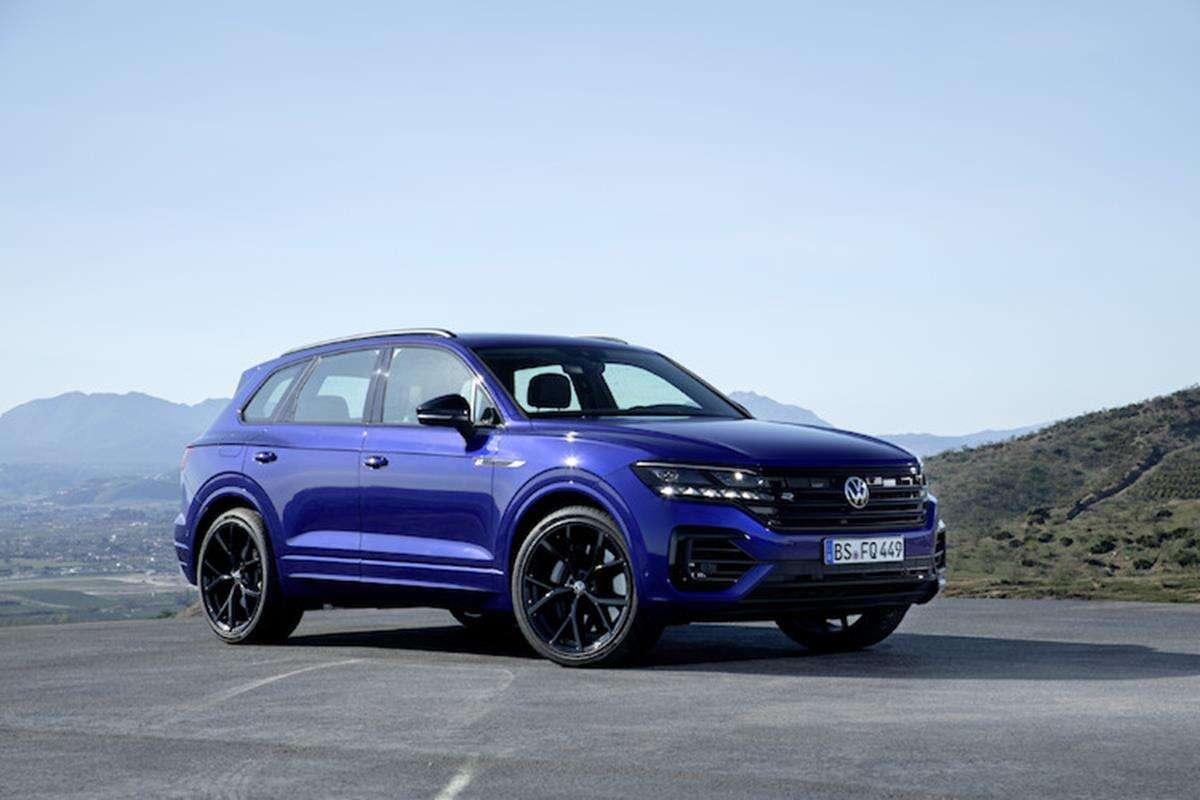 Hybrydowy Volkswagen Touareg R już w Polsce. Znamy ceny