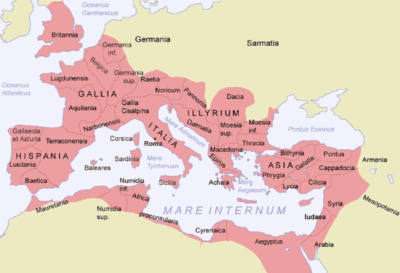Dlaczego Cesarstwo Rzymskie upadło?