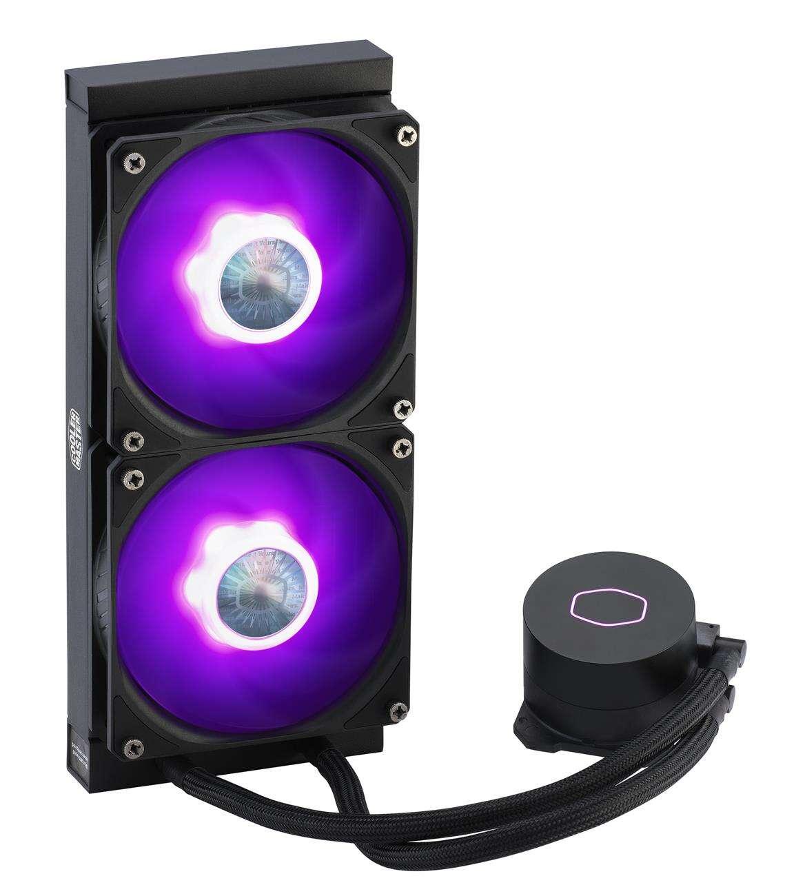 specyfikacja Cooler Master MasterLiquid ML240L V2 RGB
