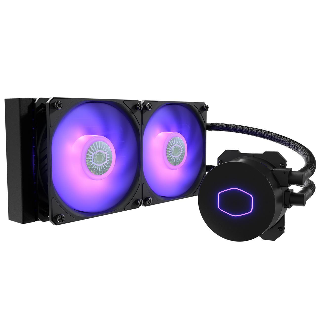 Cooler Master MasterLiquid ML240L V2 RGB to nowa wersja znanego AiO