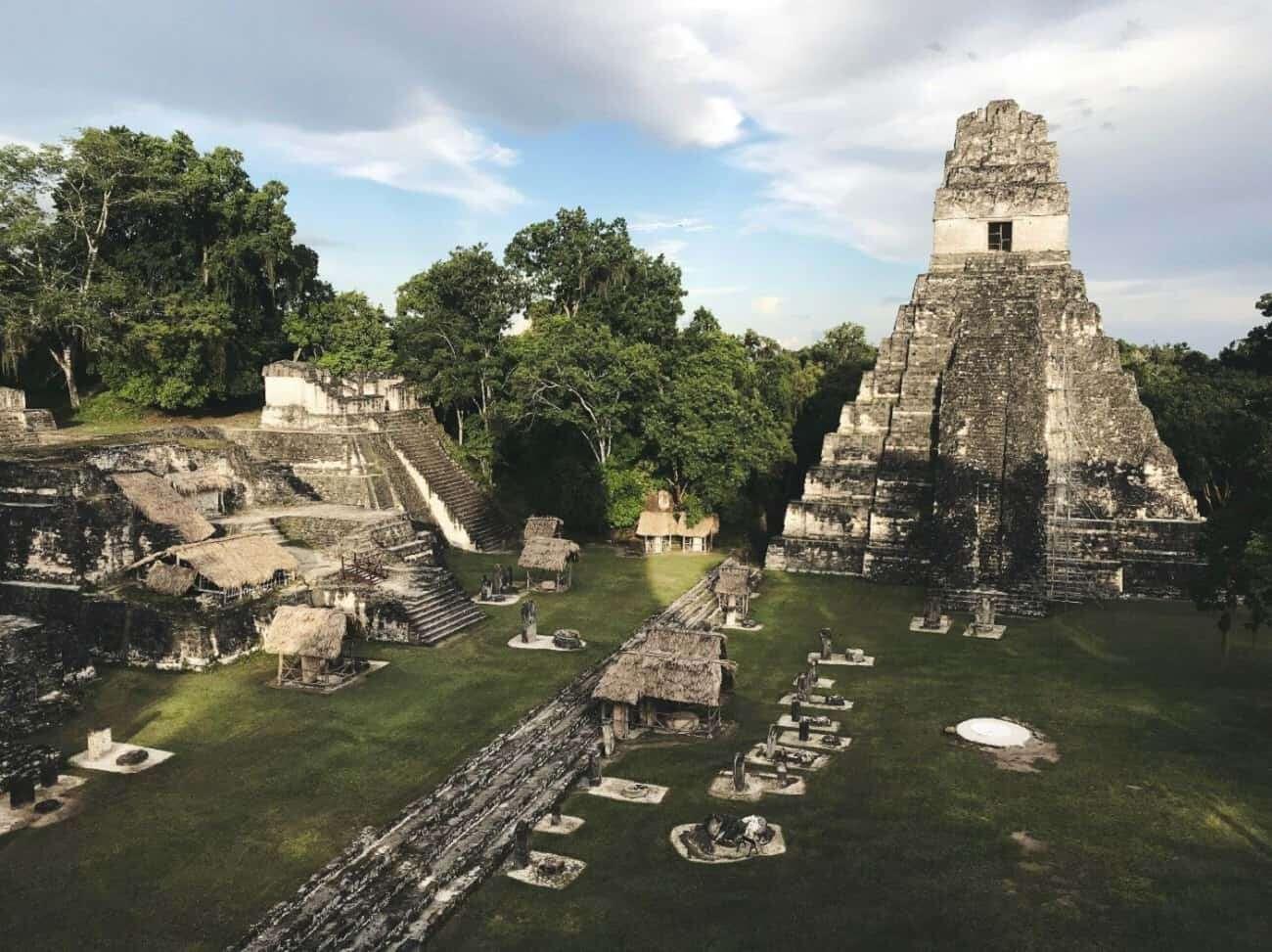 Jak Majowie uzdatniali wodę?