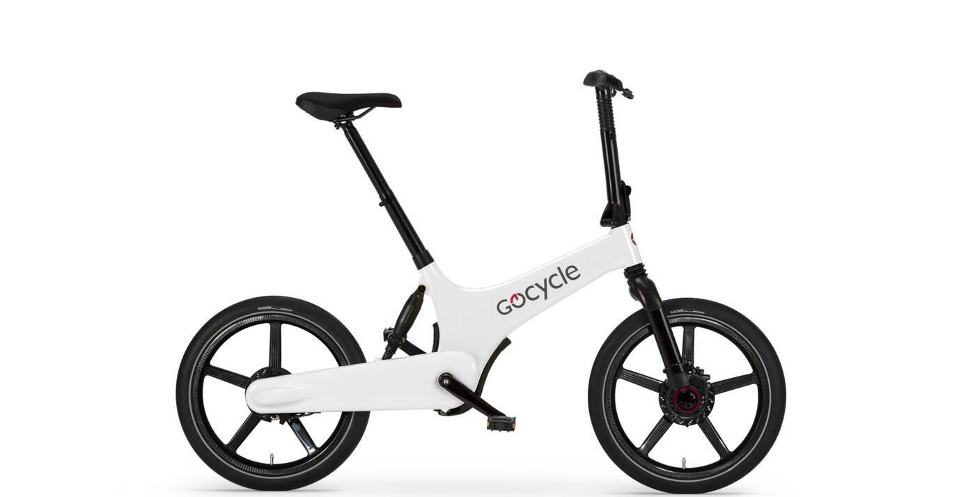 Gocycle G3+, czyli limitowany składany rower elektryczny