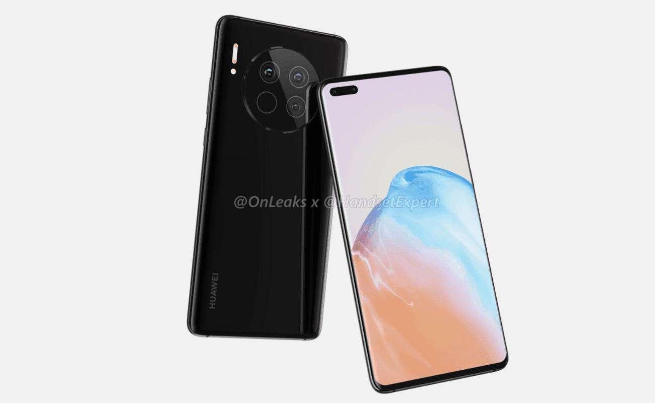 Huawei Mate 40 będzie dostępny w nietypowym kolorze