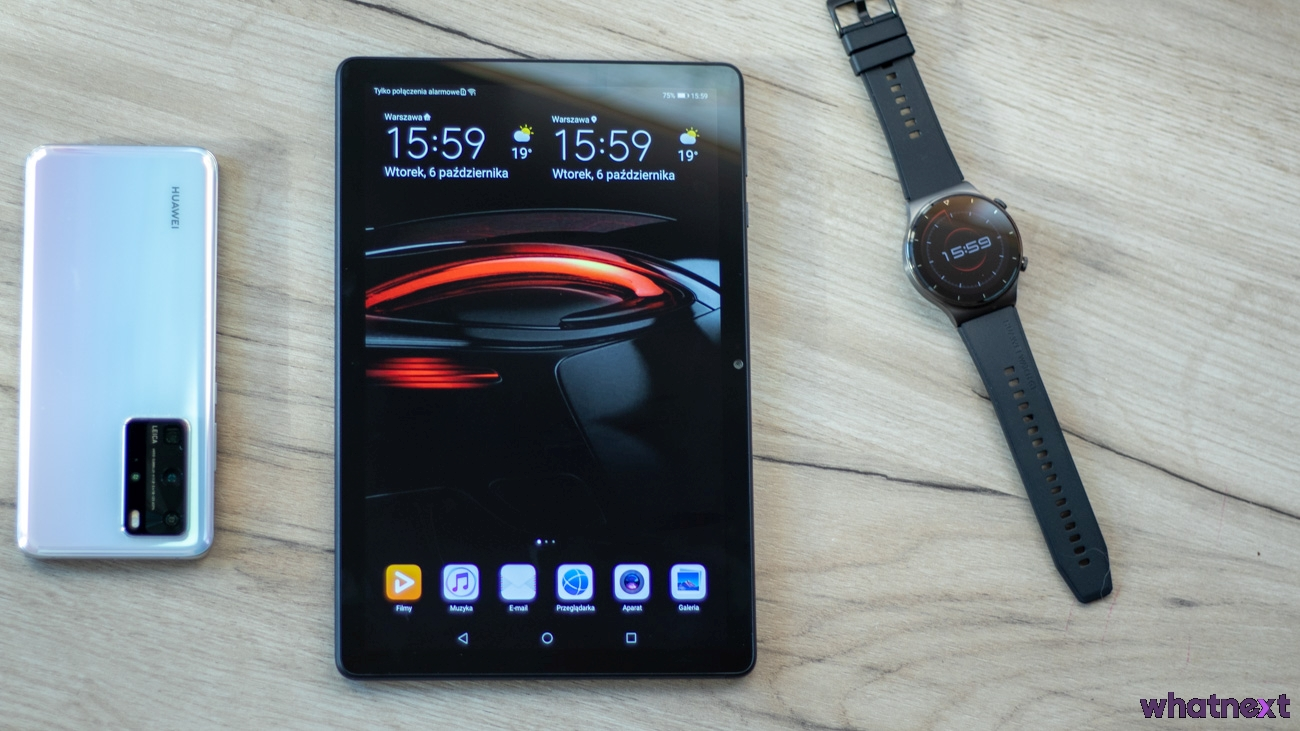 Test Huawei MatePad T10S LTE. Tani tablet to nie jest zły wybór
