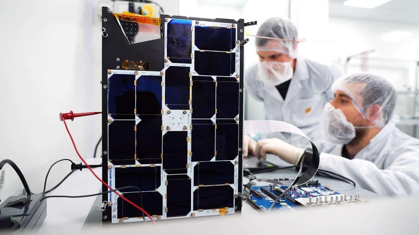 Sztuczna Inteligencja na orbicie: technologia Intela napędza pierwszego satelitę z SI na pokładzie