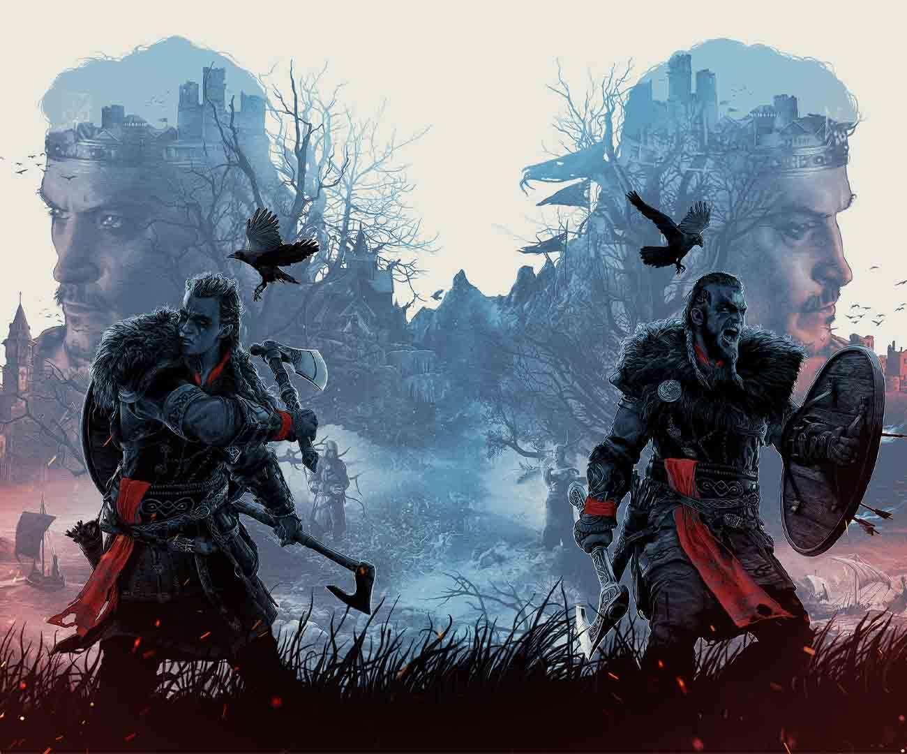 Kanoniczny bohater Assassin's Creed Valhalla? Mamy odpowiedź. Tak jakby