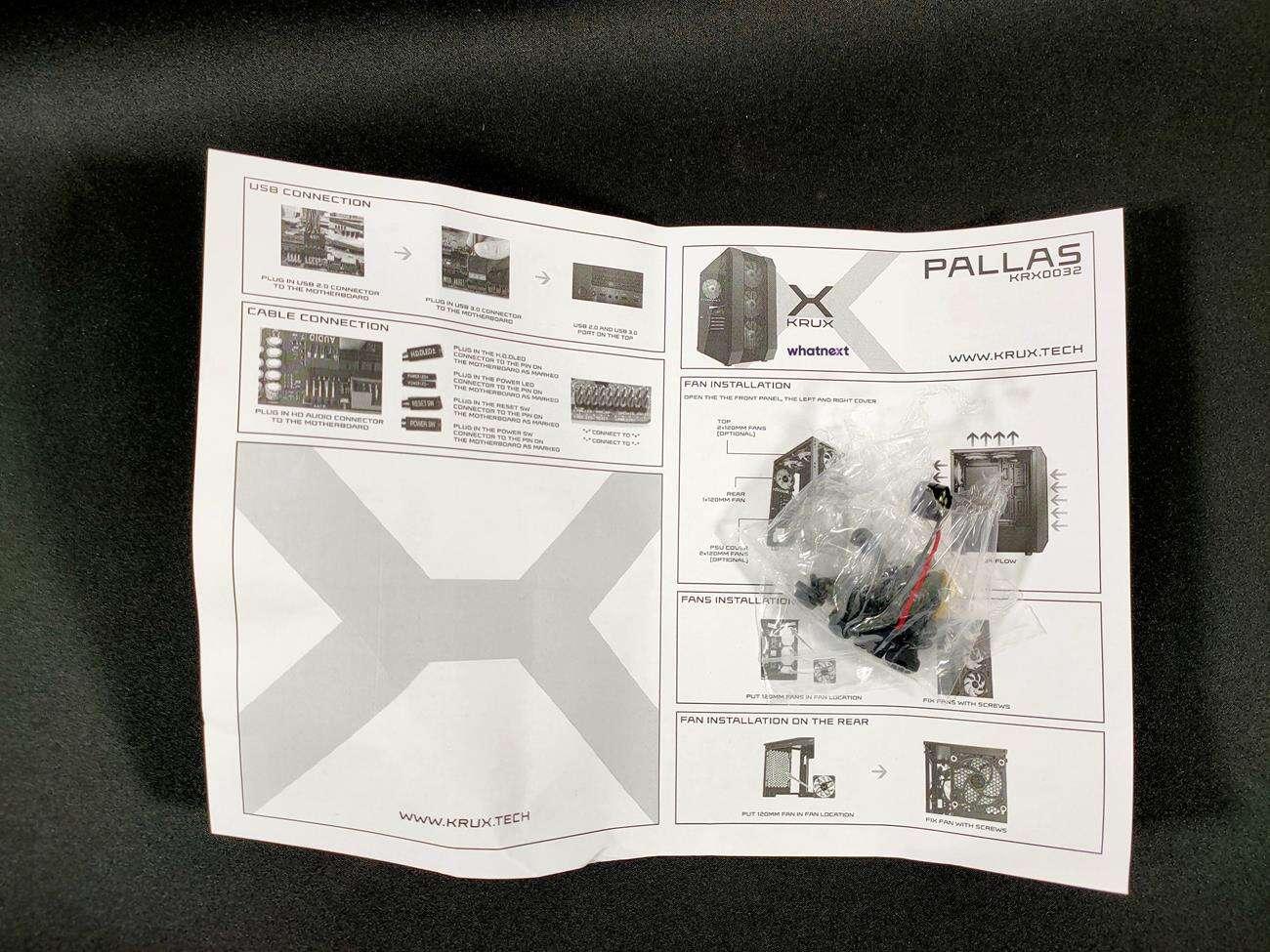 test Krux Pallas, recenzja Krux Pallas, review Krux Pallas, opinia Krux Pallas