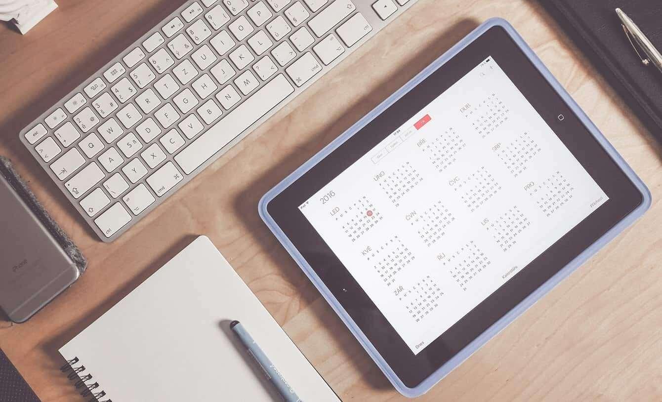 Kalendarz Google może działać także offline