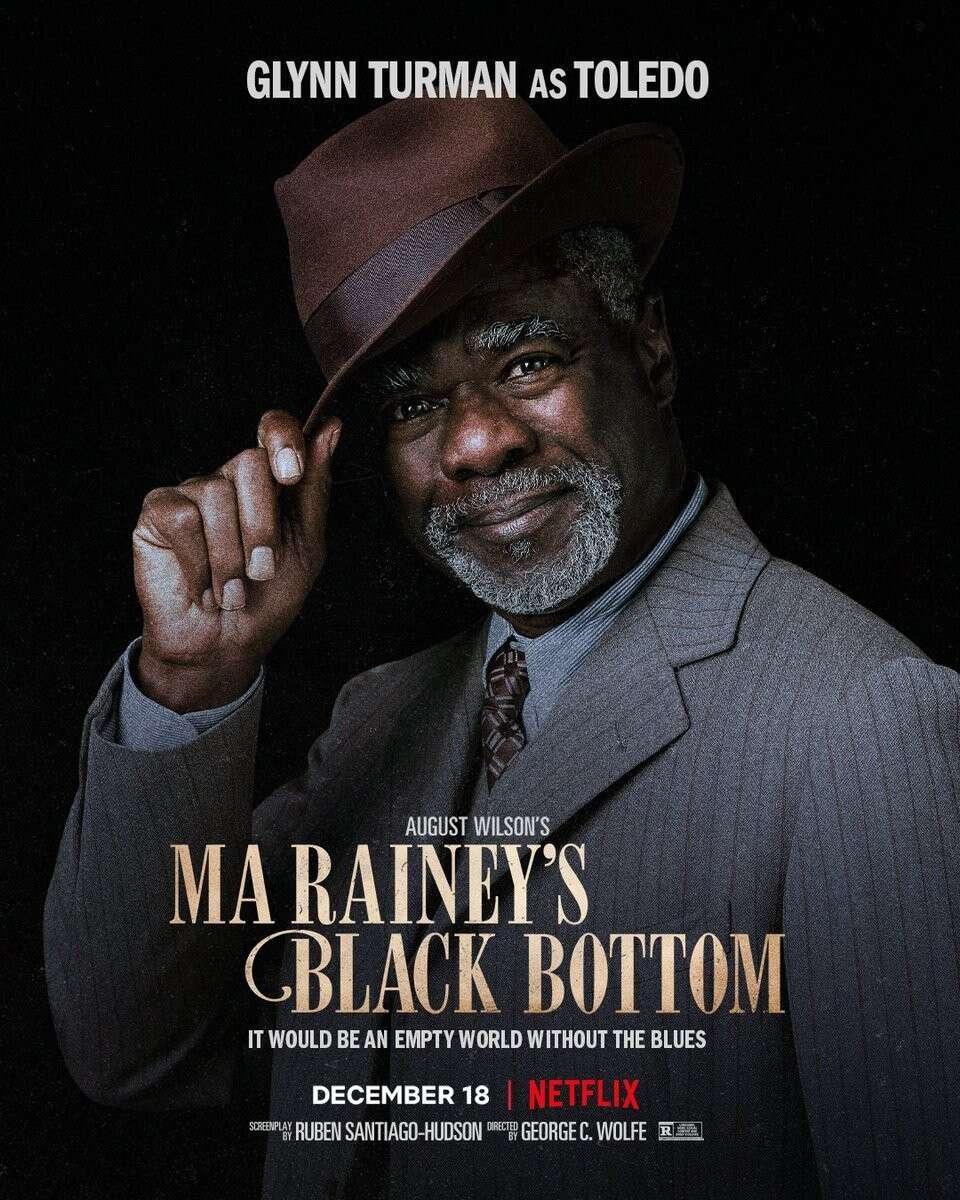 Ma Rainey's Black Bottom, Chadvick Boseman, Viola Davis, Netflix