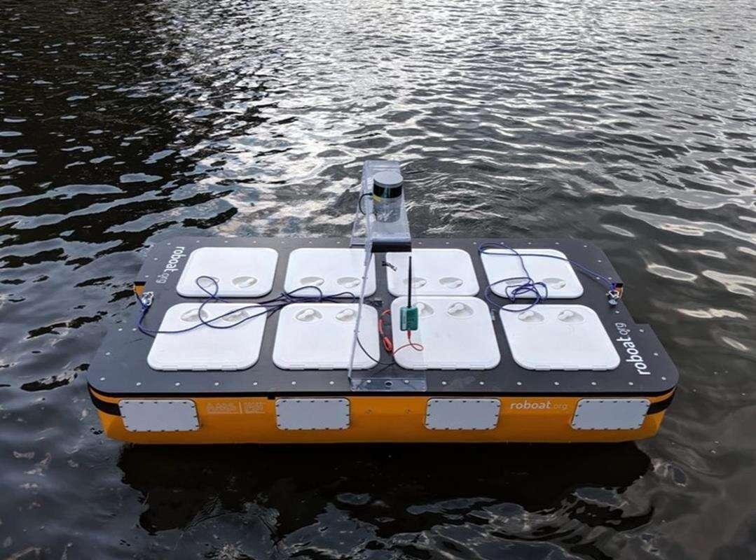 Największa na świecie flota autonomicznych statków rośnie… i to dosłownie