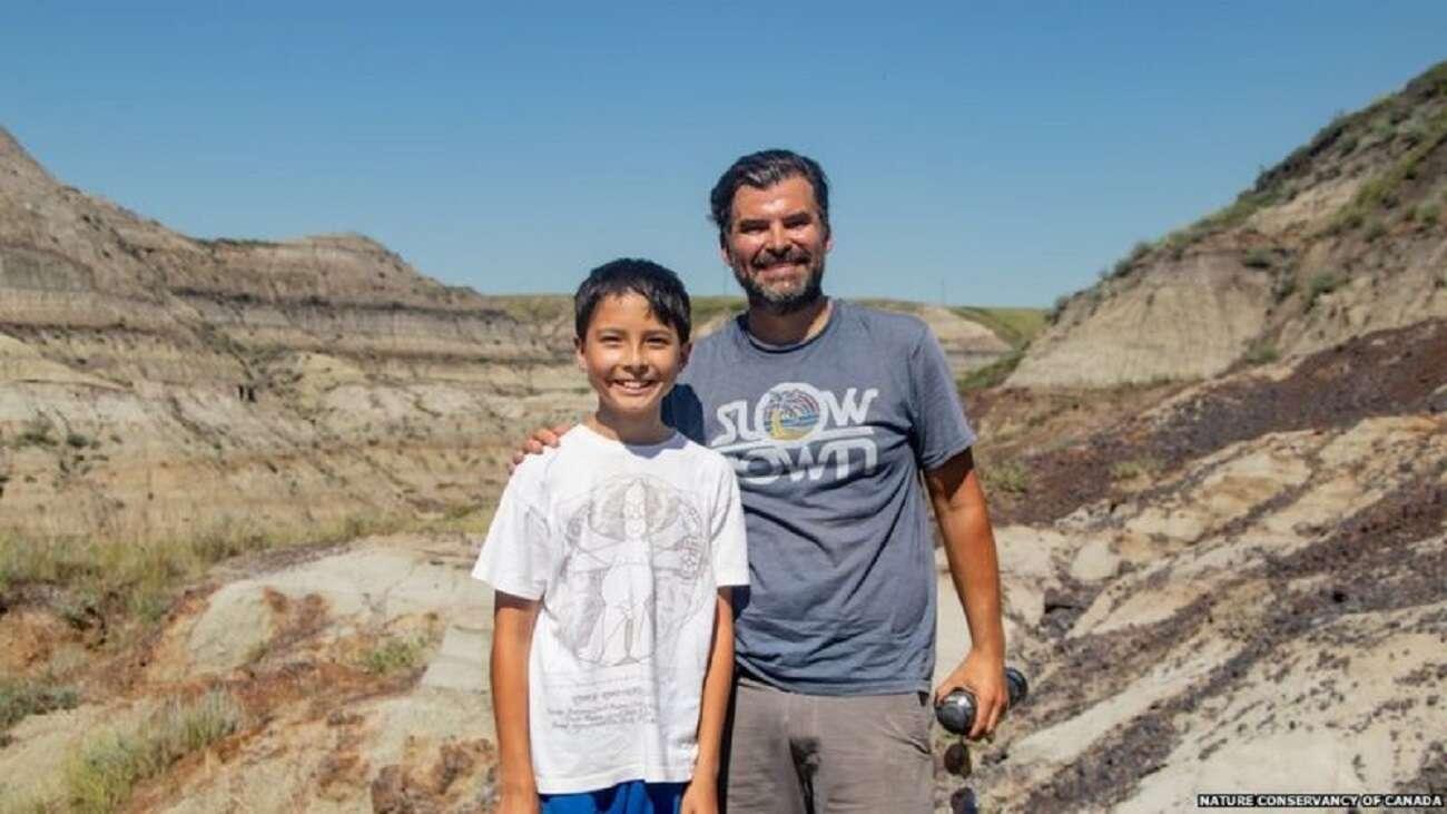 12-latek odkrył szkielet dinozaura. To niezwykle rzadki okaz