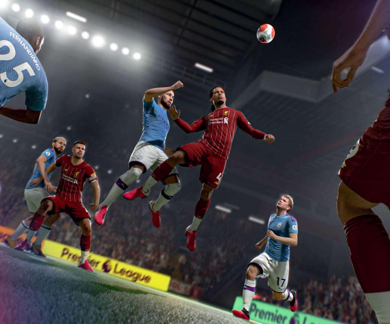 Nextgenowa FIFA 21 dopiero po premierze konsol