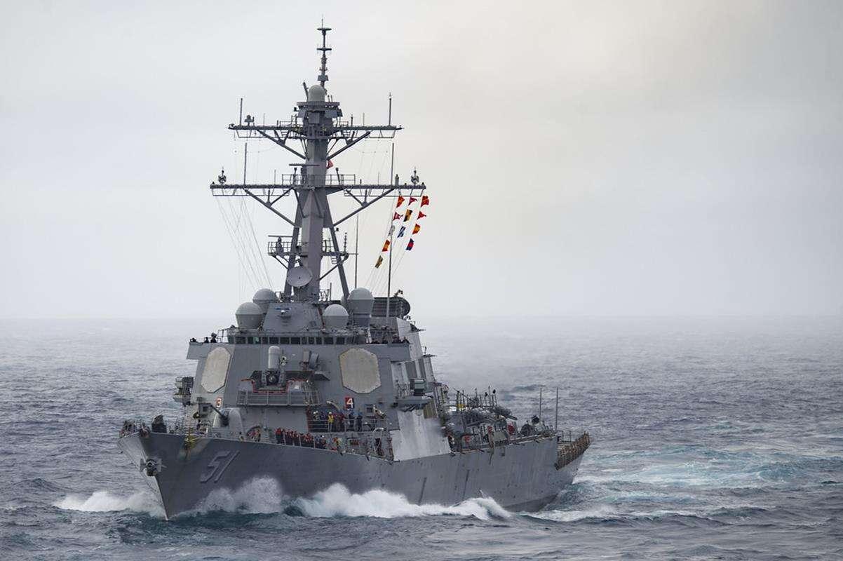 Niszczyciele amerykańskiej marynarki będą jeszcze bardziej zabójcze