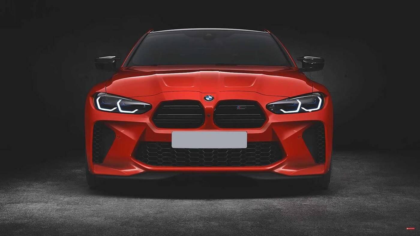 Nowa kratka BMW M4 i M3 gryzie w oczy? Jej zmiana nie jest trudna