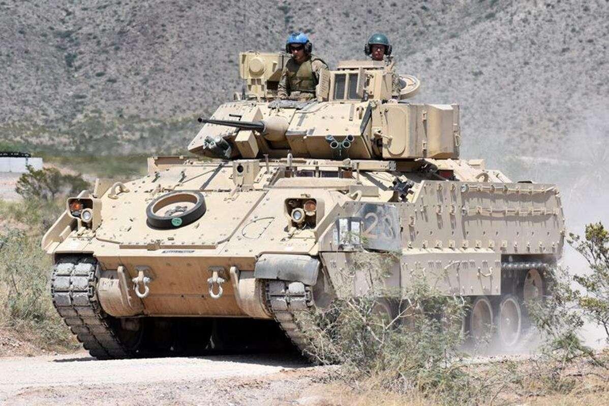 Oto wszystkie pojazdy bojowe, które mogą zastąpić M2 Bradley Armii USA