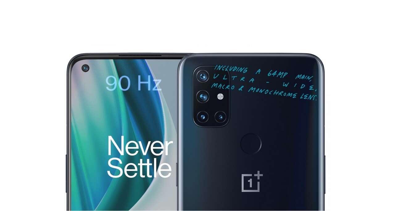 Debiutują OnePlus Nord N10 5G oraz N100. Takich smartfonów się nie spodziewaliśmy