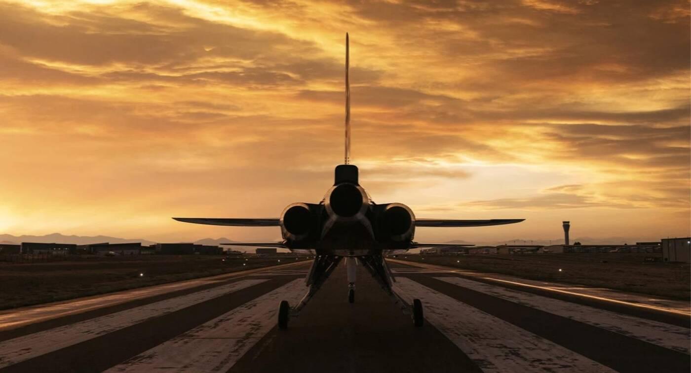 Oto pasażerski samolot, który przebije barierę dźwięku