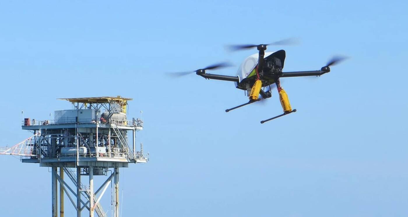 Padł rekord lotu drona na jednym ładowaniu. Jego zdobywcą jest HYBRiX 2.1