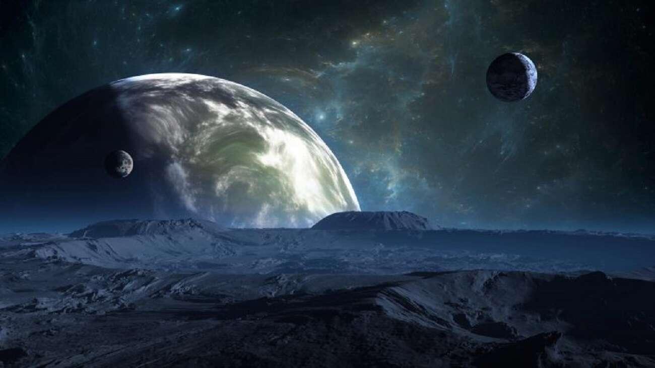 Co by było, gdyby obok Ziemi krążyła inna planeta?