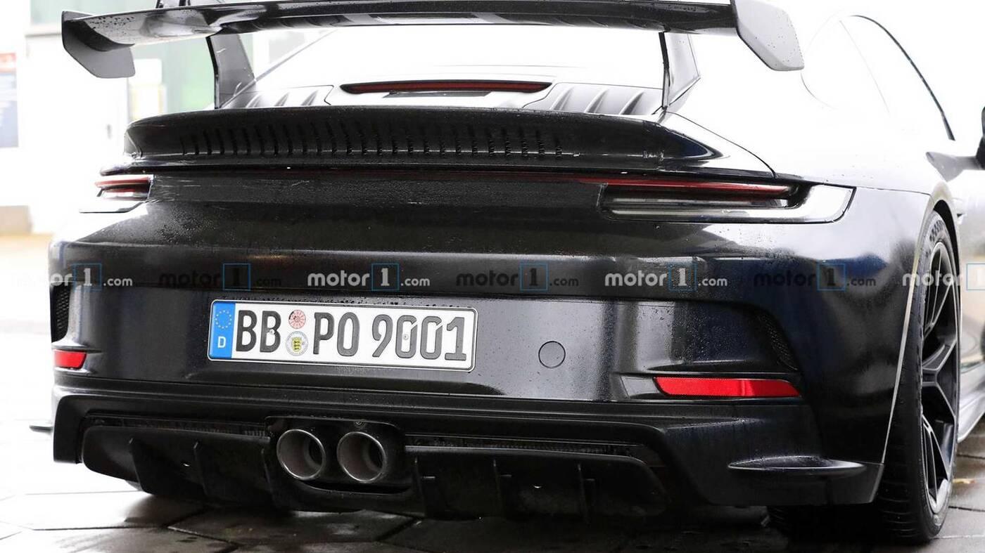 Porsche 911 GT3 na najlepszych przedpremierowych zdjęciach