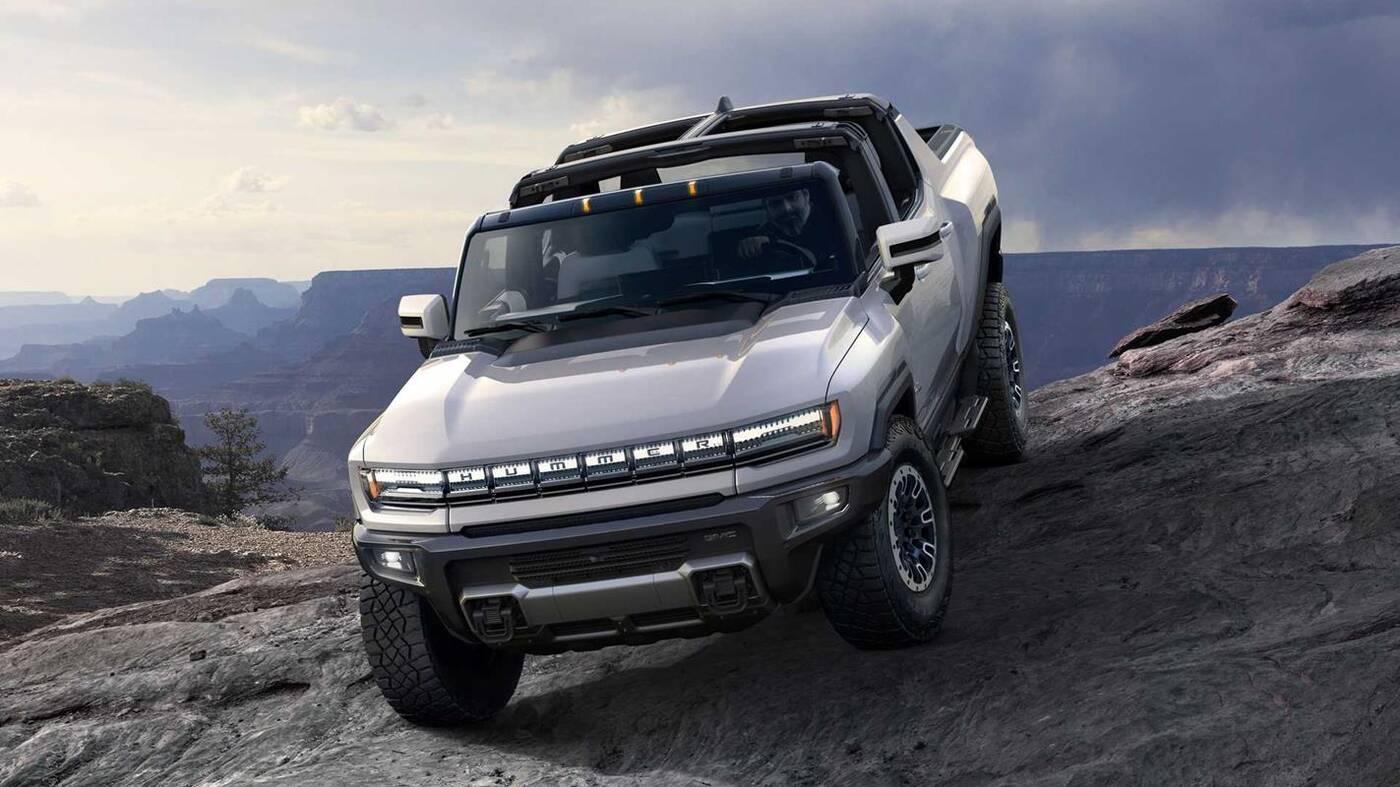premiera Hummer EV 2022