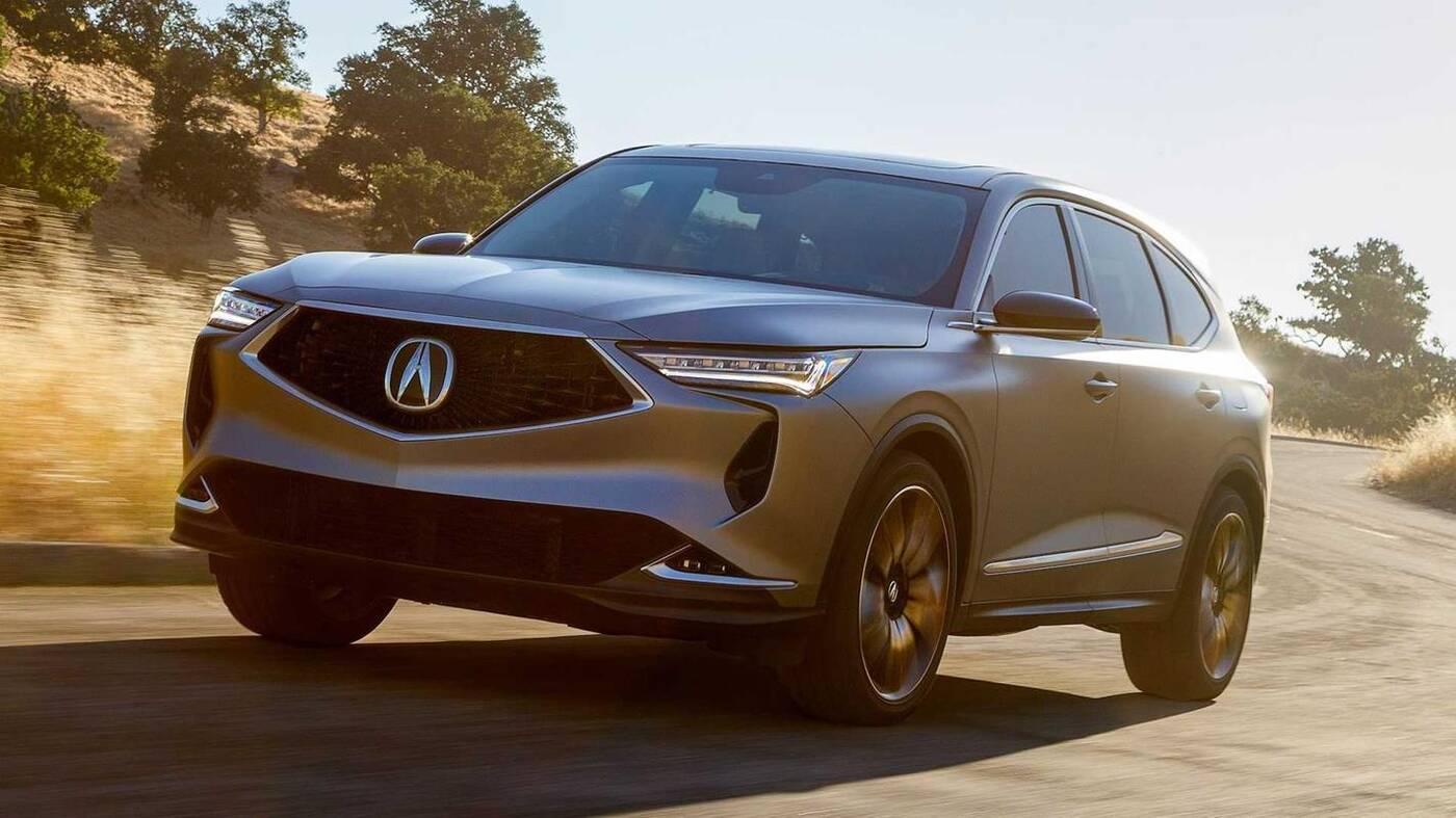 Nowa Acura MDX Type S zastąpi MDX Sport Hybrid