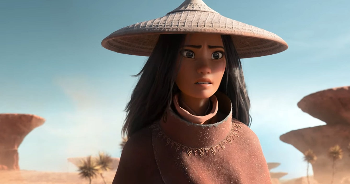 Raya And The Last Dragon – pierwszy zwiastun nowej animacji Disneya