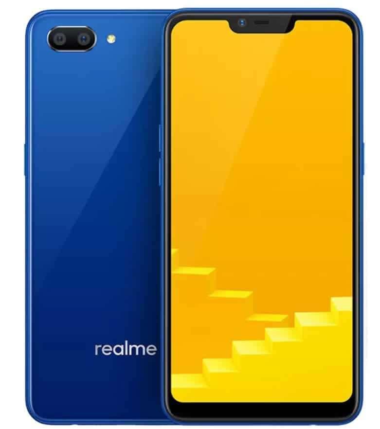 Realme C1 otrzymuje nową aktualizację