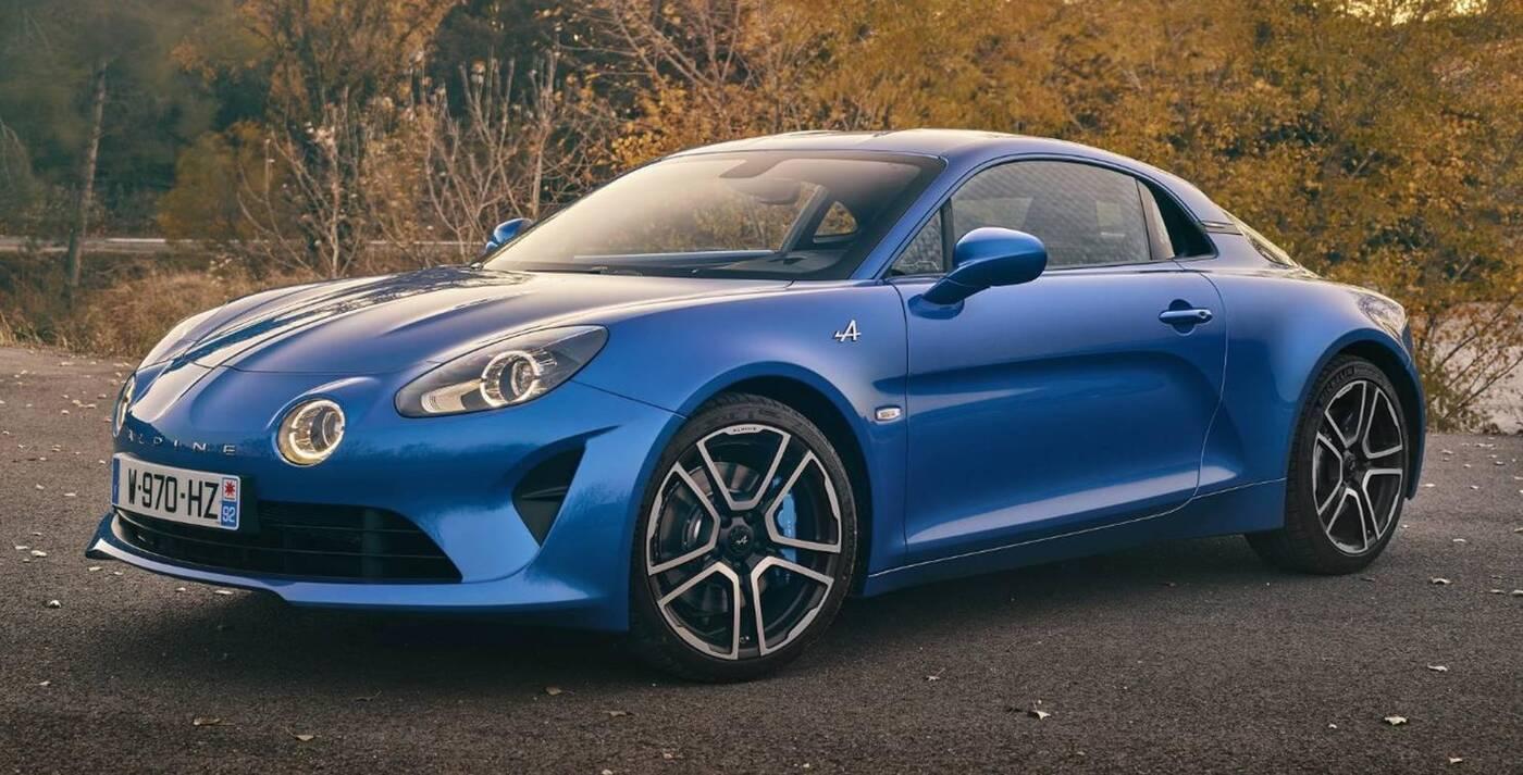 Renault będzie miał swoje Ferrari? Ambitne plany szefa z marką Alpine