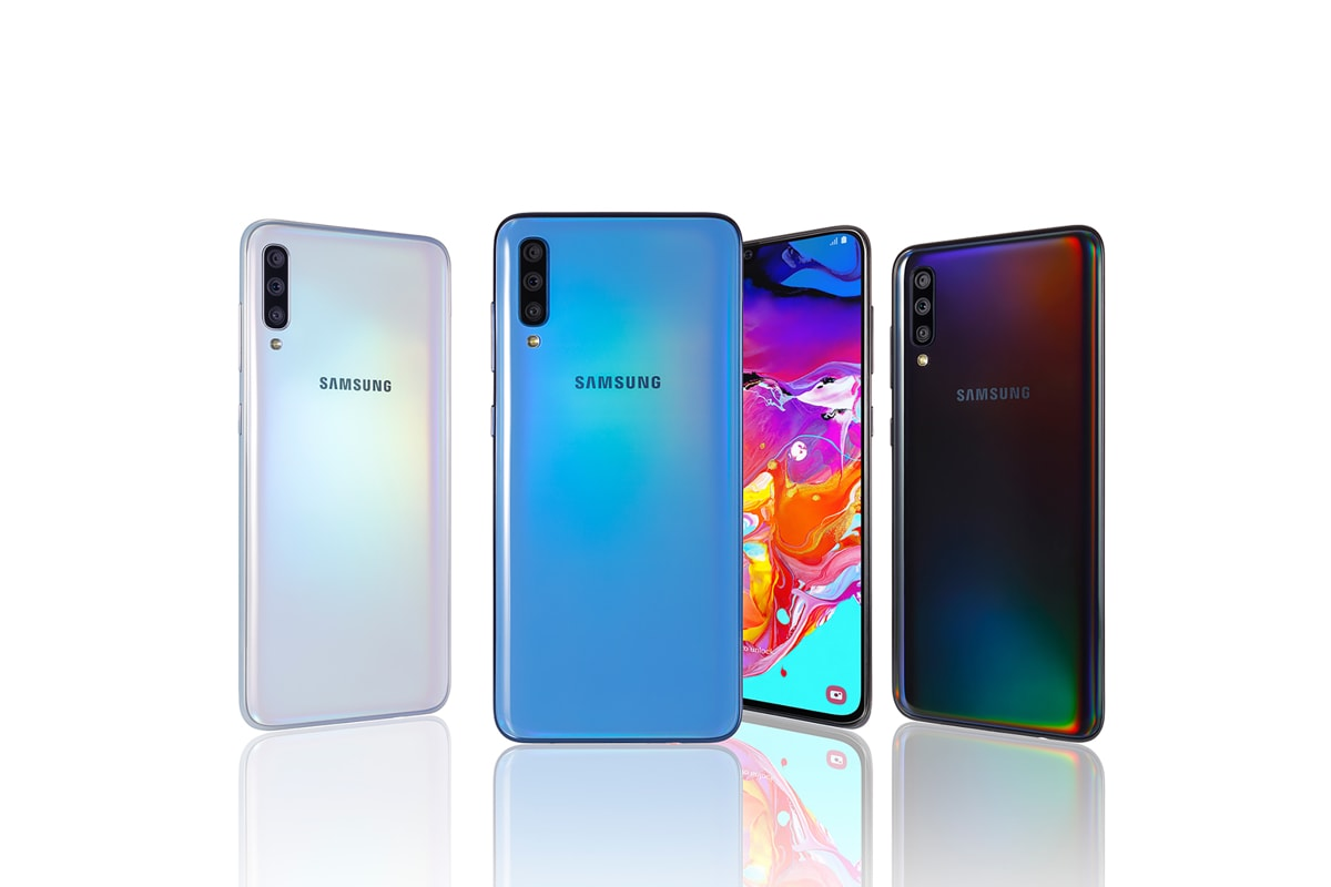Samsung Galaxy A70s wreszcie dostane One UI 2.5