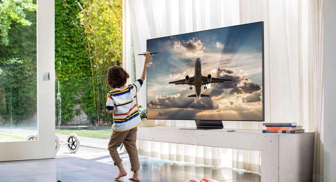 Telewizory Samsung QLED są bezpiecznie. Potwierdzają to atesty
