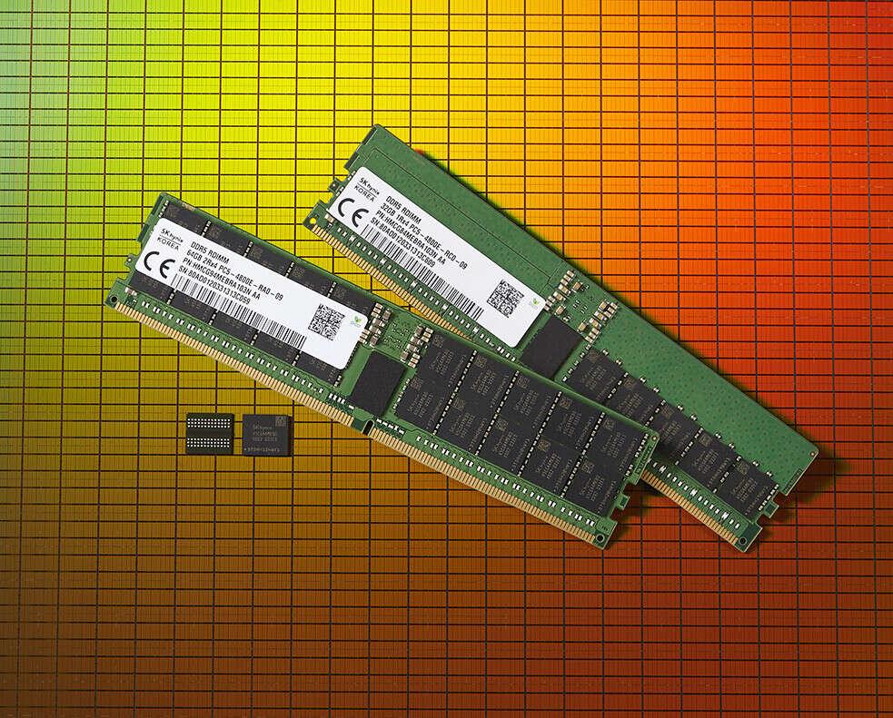 pamięci DDR5,