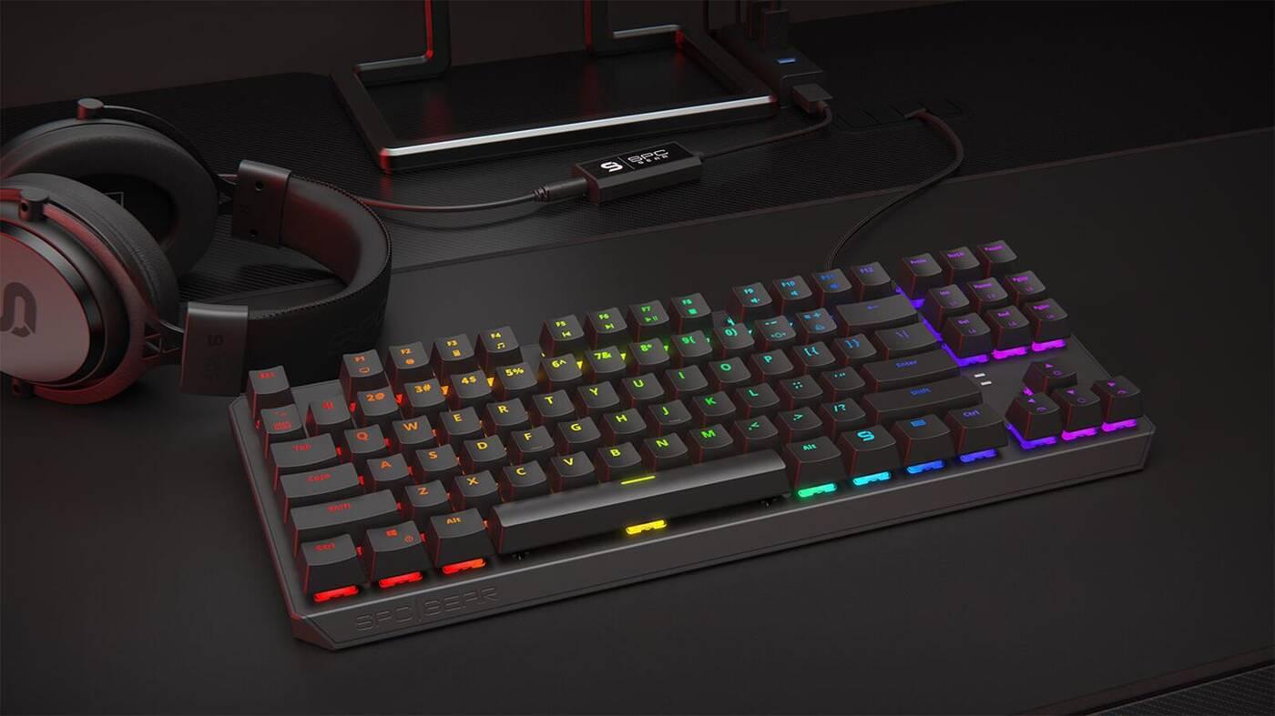 gamingowa klawiatura SPCGear GK630K