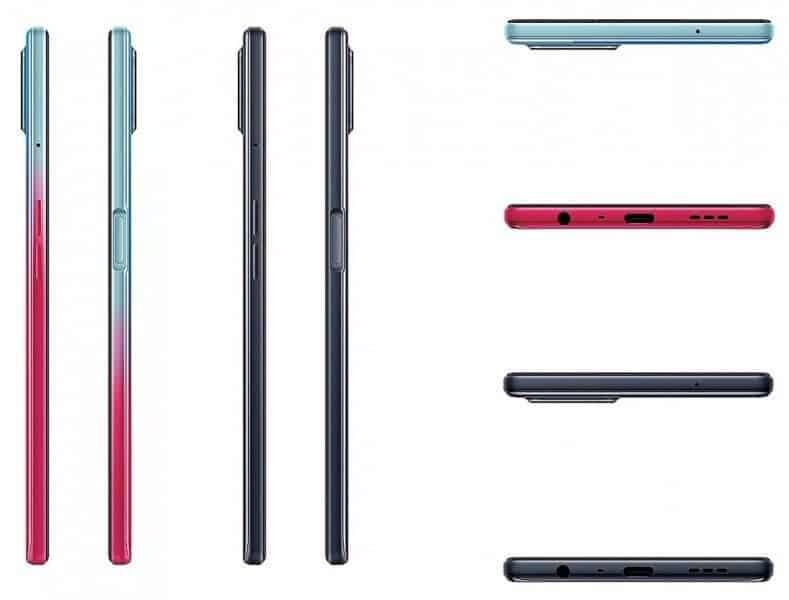 specyfikacja Oppo A73 5G