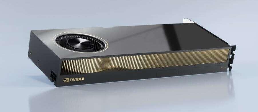 nvidia RTX 6000 i A40