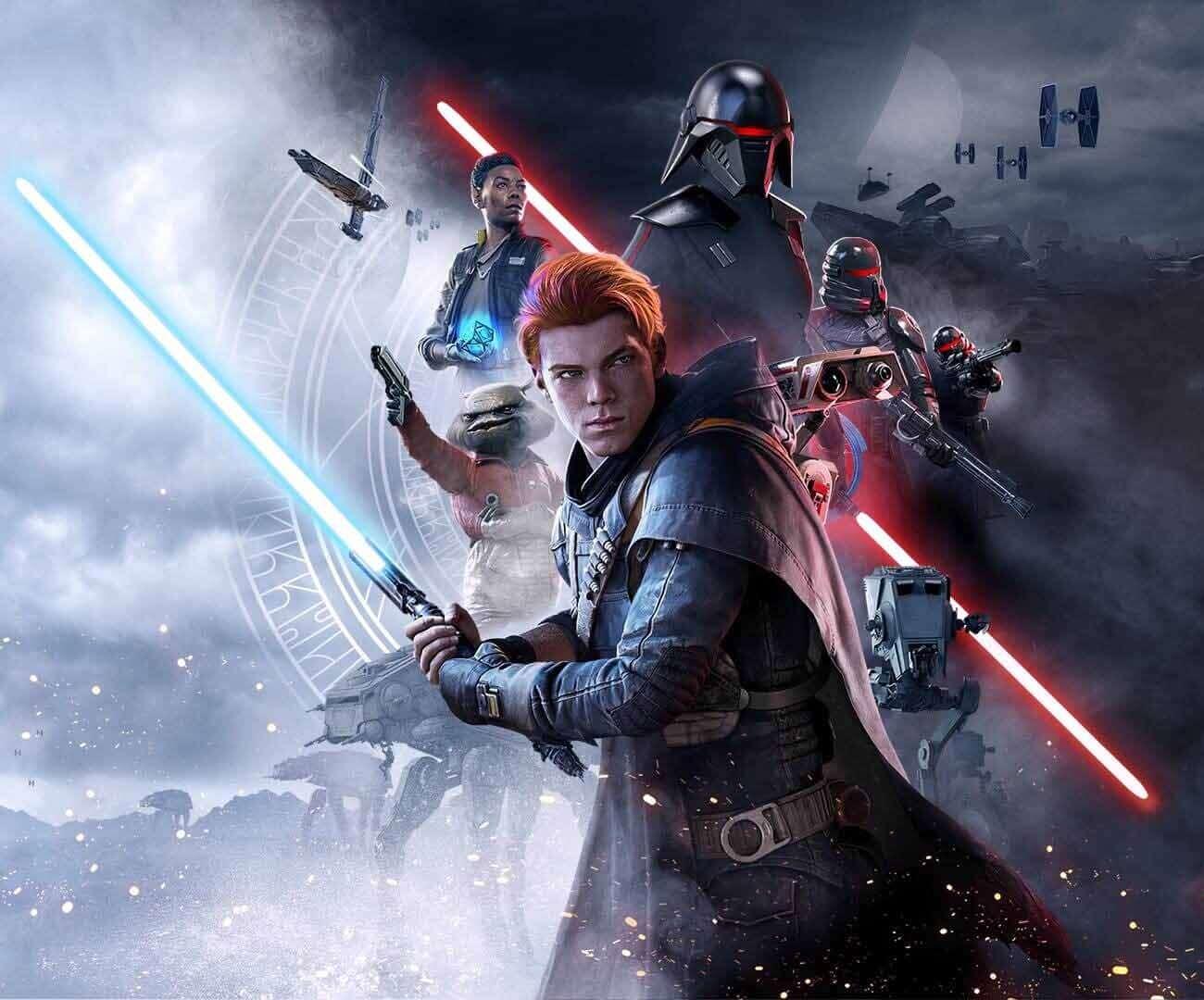 Star Wars Jedi Upadły Zakon na Xbox Series X działa w doskonałej jakości