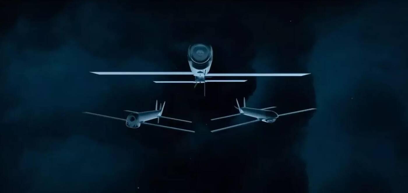 Switchblade 600 dron kamikaze AeroVironment
