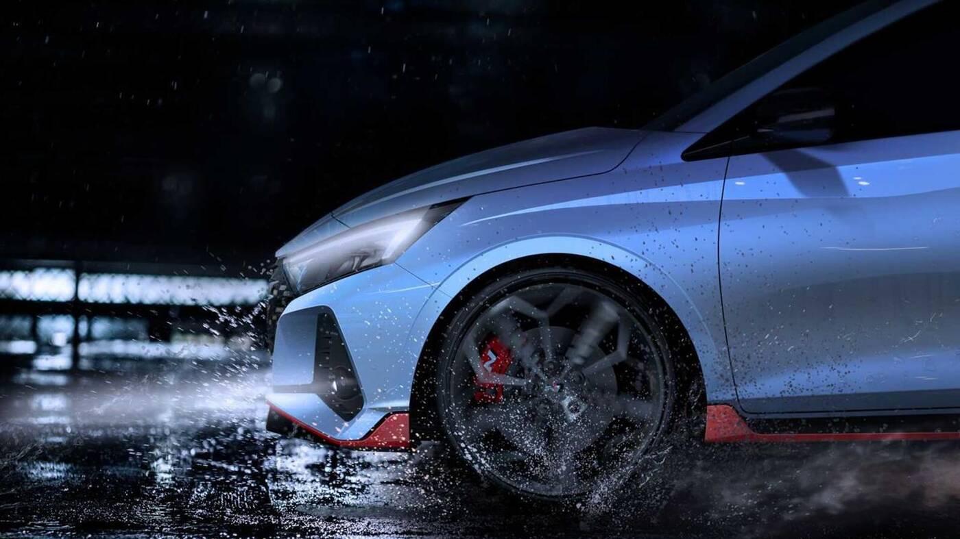 Nowe szczegóły o modelu Hyundai i20 N 2021 przed premierą