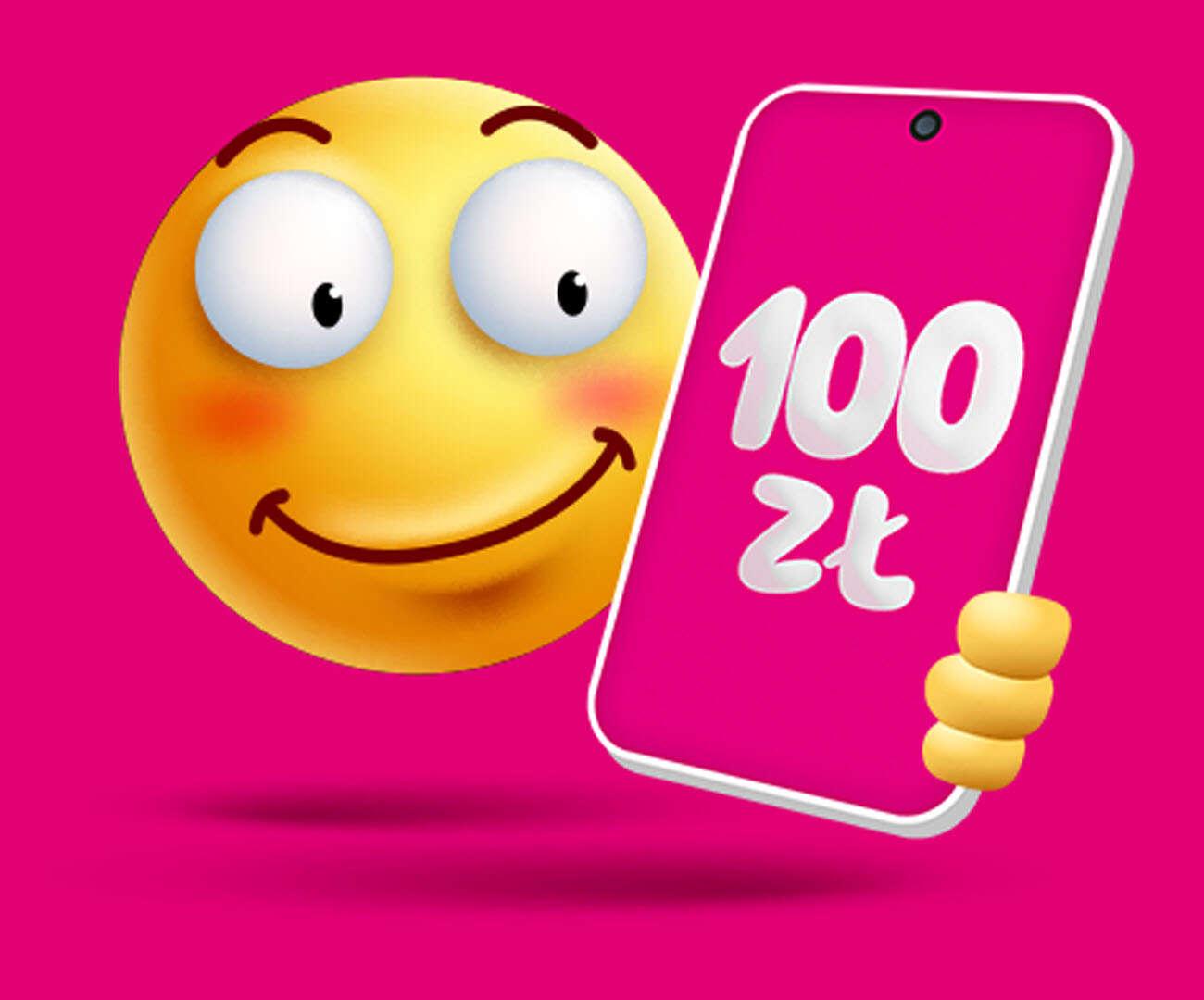 T-Mobile daje Wam 100 złotych zniżki. Naprawdę