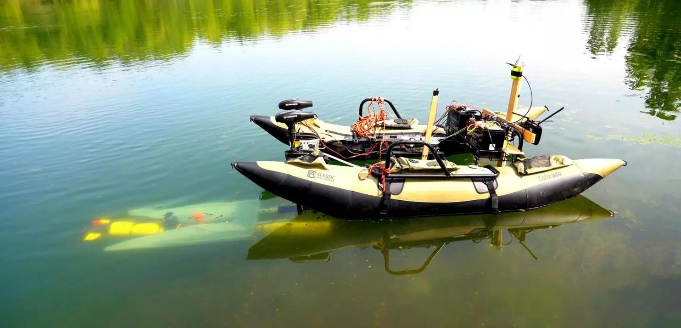roboty podwodne stacje dokujące eksploracja